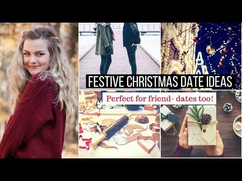 6 Affordable Christmas Date Ideas (Perfect For Friend-dates Too!)