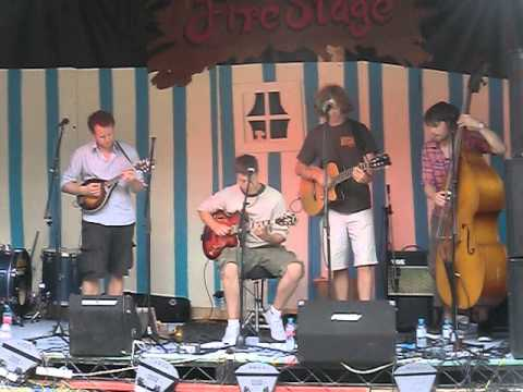 Wiff-Waff At Purbeck Folk Festival