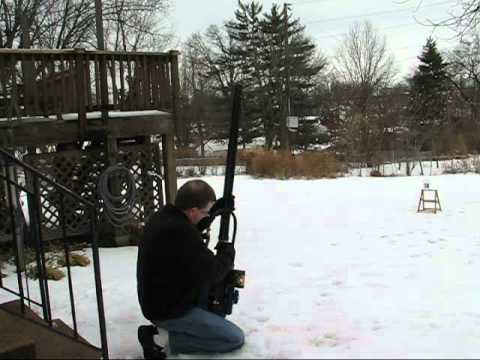 how to make a snowball cannon