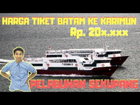 Biaya Ke Tanjung Balai Karimun Via Batam - Indonesia 16
