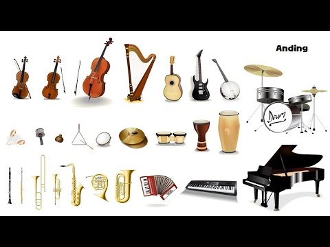 Instruments  Picture Play