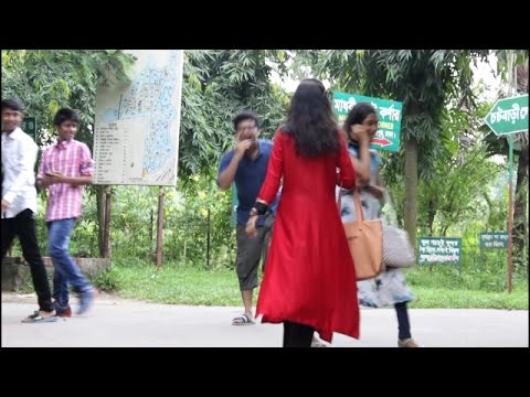 Dumb Acting in Public | Prank Video | Prank in Bangladesh
