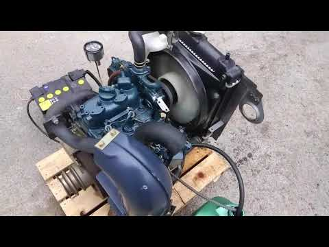 Двигатель для самодельного минитрактора