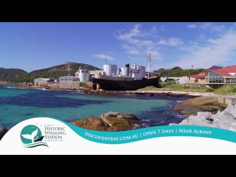 Albany's Historic Whaling Station TVC