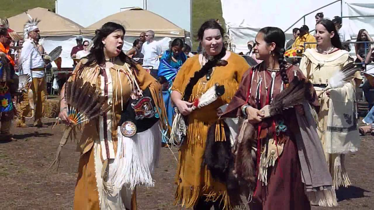 American Indian Pow Wow at Mount Trashmore in Virginia ...