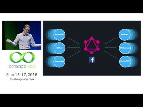 """GraphQL: Designing a Data Language"" by Lee Byron"