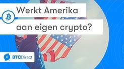 Bitcoin nieuws vandaag: Amerika werkt aan digitale dollar   BAT stijgt met 21%   Koers & analyse