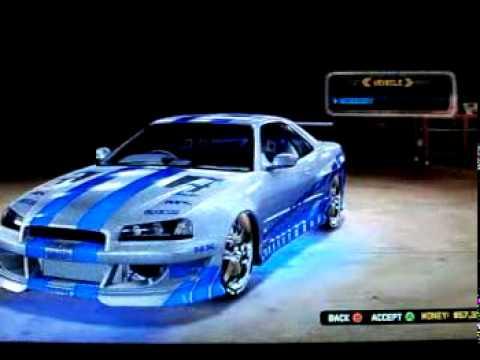 Midnight club L.A. awsome cars - YouTube