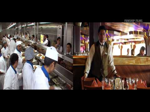 Carnival Cruise Lines  - Galley Tour - 2013