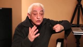 Музыка к спектаклю, видеоурок №1. Александр Бакши