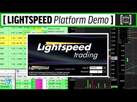 Lightspeed Platform Demo - Behind The Trades Ep. #3