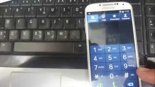 Exclusive: Samsung S4 GT-I9500 imei null repair