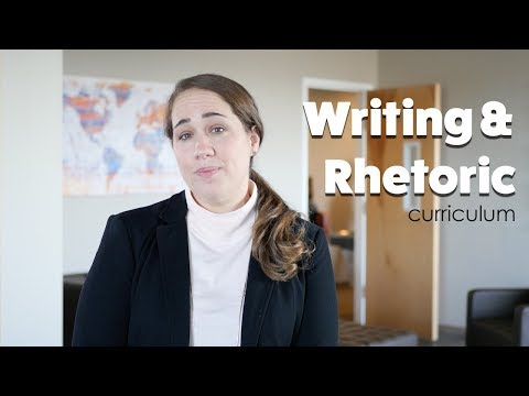 Writing & Rhetoric Curriculum