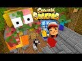 Monster School : Subway Surfers Challenge - Minecraft Animations