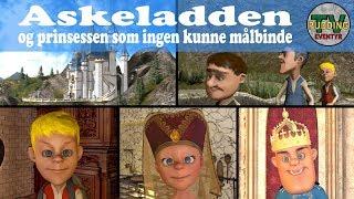 Askeladden og prinsessen som ingen kunne målbinde - Norske folkeeventyr