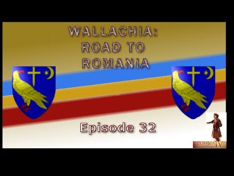 Europa Universalis IV Wallachia Road to Romania Episode 32 |