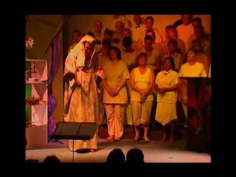 Pieter de Jong in Musical Jozef by Gerard van Amstel