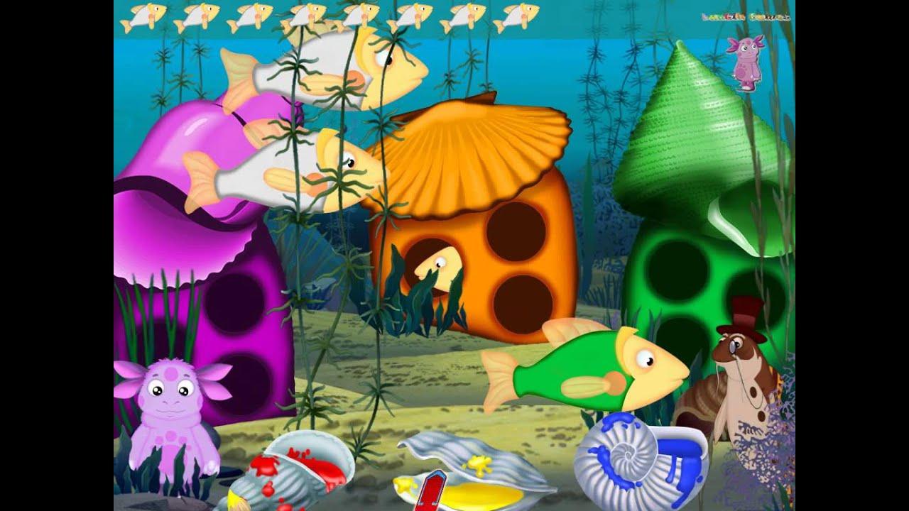 картинки рыбки детские