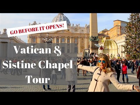Rome's Vatican & Sistine Chapel Tour: How to Avoid the Crowds