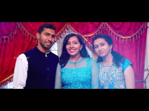 HIMAL   BLESSY   ENGAGEMENT PROMO Tm NICE WEDDINGS