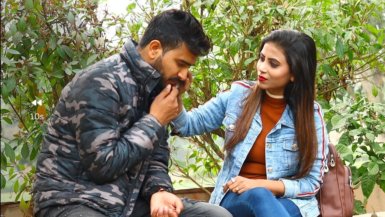 Mera Break Up Hogaya  Hai Prank On Girl With   Yash Choudhary