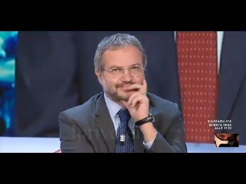Claudio Borghi Aquilini Arte - Banche MPS - Molestie 16/11/2017