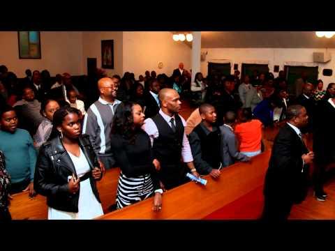Ordination at Freewill Baptist Freeport New York