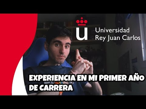 Mi experiencia en mi primer año en la URJC - Ingeniería Aeroespacial