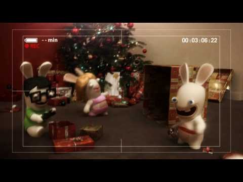 Les Lapins Crétins vous souhaitent un Joyeux Noël ! [FR]