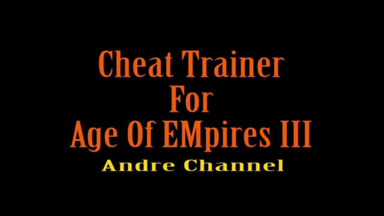 AGE OF EMPIRES 3 TRAINER 5Final Version