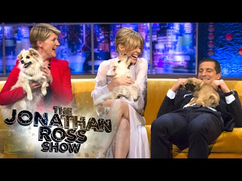 Guess The Crossbreed Dog! - The Jonathan Ross Show