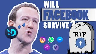 Why Facebook is Dying - And How it's Trying to Survive