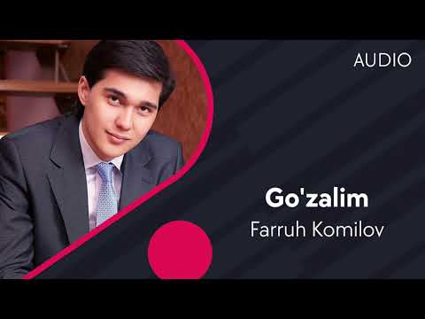 Farruh Komilov - Go'zalim
