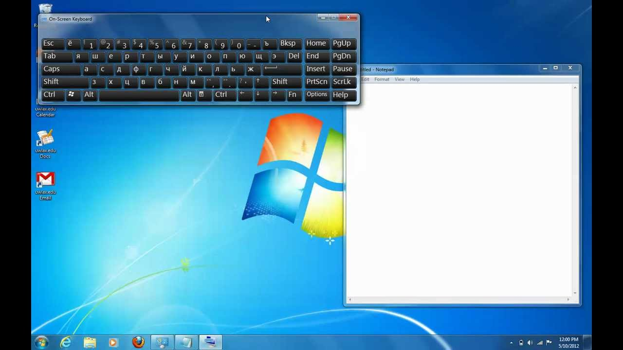 da3ec3a3dc1 Download and Install the AATSEEL Russian Phonetic Keyboard - Windows 7 -  YouTube