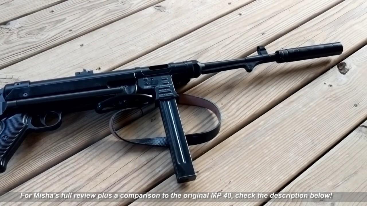 ATI GSG MP40 Carbine Conversion Project + Important Channel Announcement  *Update! Read Description*