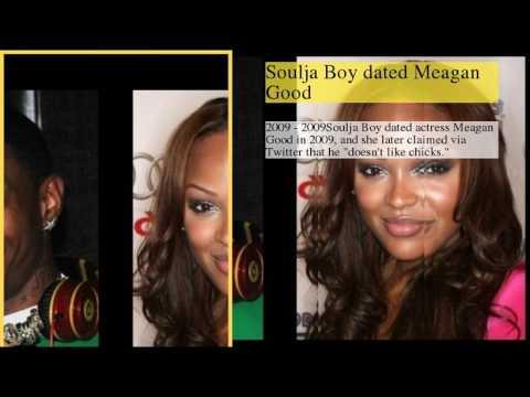 Soulja Boy Dating History