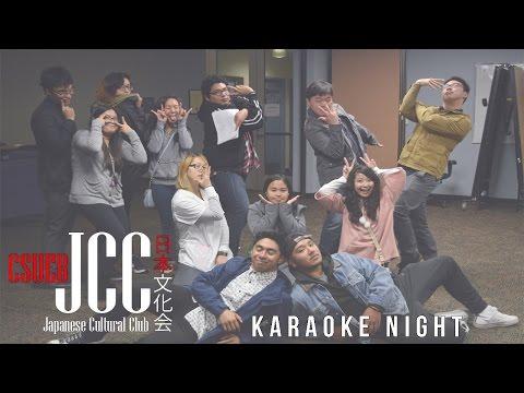 JCC Karaoke Night [December 4 2015]