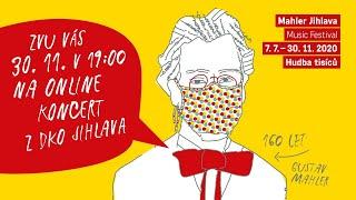 Závěrečný koncert festivalu Mahler-Jihlava Hudba tisíců