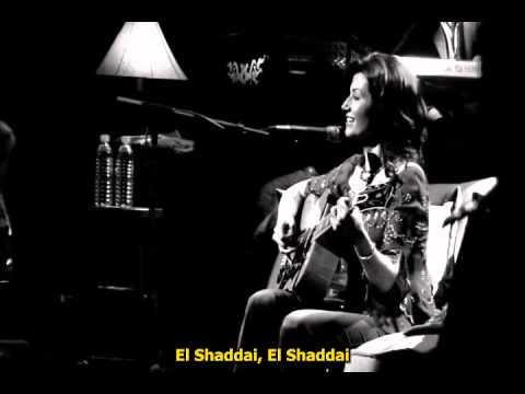 Amy Grant - El Shaddai - Subtitulado en Español