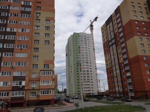 Жилой комплекс Голицин Рязань новостройка застройщика Единство