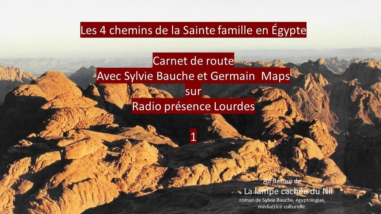 Carnet de route sur Radio Présence à Lourdes.Un voyage sur les 4 chemins de Vérité.