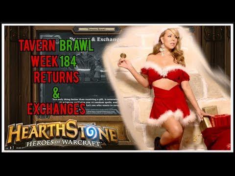 Hearthstone: Tavern Brawl - Returns & Exchanges- Week 184