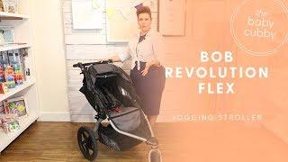 BOB 2016 Revolution Flex Jogging Stroller Review