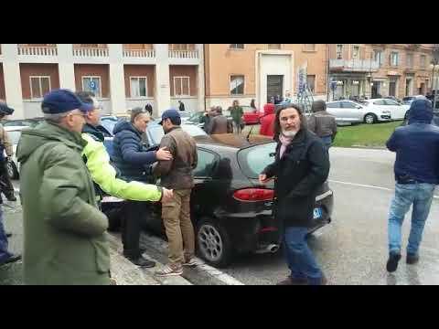 Sparatoria Macerata 3 febbraio 2018