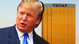 BUILD YOUR OWN TRUMP HOTEL !! | Roblox