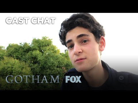 David Mazouz Responds To The Jerome   Season 4  GOTHAM