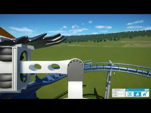 Planet Coaster: Tidal Wave