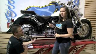 Aftermarket Motorcycle Parts Install
