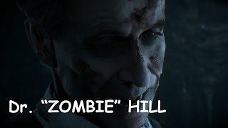 Until Dawn - Dr. Zombie Hill ( All Scenes)