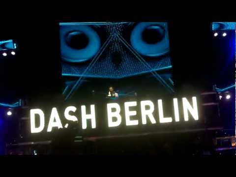 Dash Berlin LIVE @ EDC Las Vegas 2012 / A State Of Trance Stage, 06-10-2012, 1080p HD